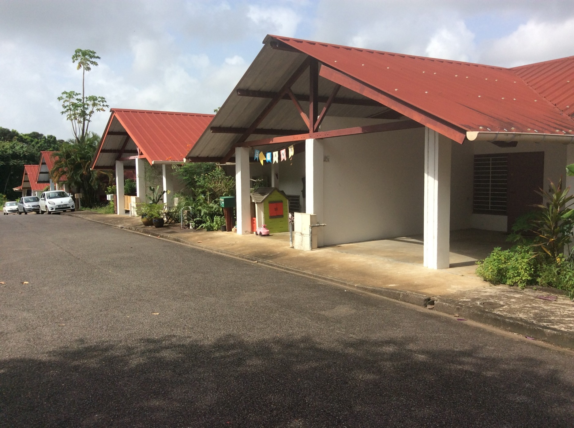 Offres de location Villa Cayenne 97300