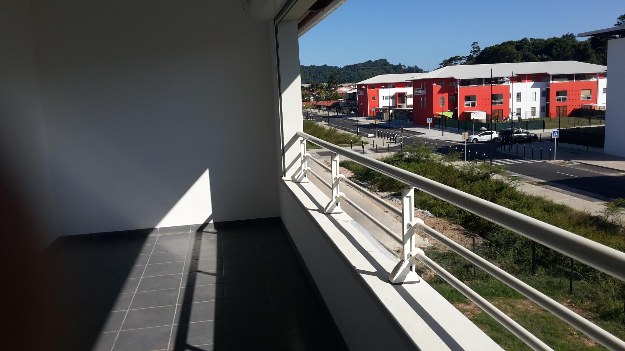 Vue terrasse cote gauche